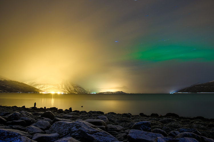 One more Northern Lights Long Exposure