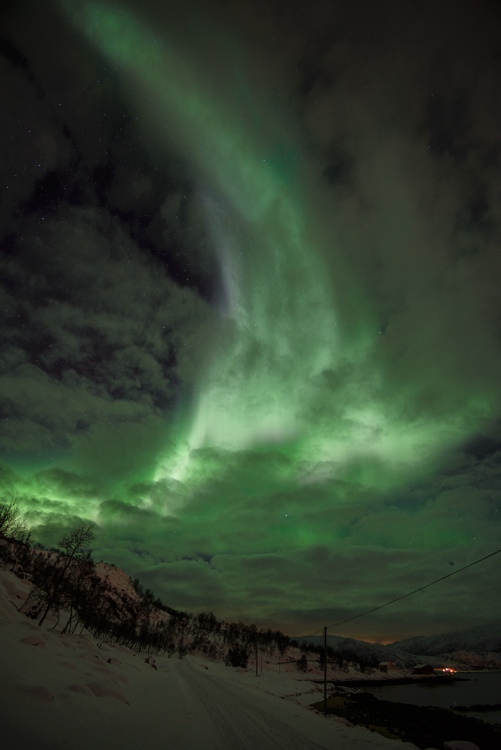 Back in Tromso, Northern Lights I